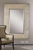 Langford Natural Wood Mirror   - LUT5140