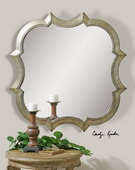Farista Antique Silver Mirror  - LUT5162
