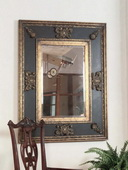 Cadence Antique Gold Mirror  - LUT5184