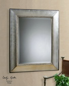 Fresno Antique Silver Mirror  - LUT5224