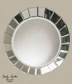 Fortune Frameless Round Mirror  - LUT5252