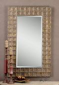 Gavino Antique Gold Mirror  - LUT5340
