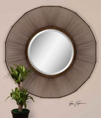 Temecula Forged Metal Mirror  - LUT5490