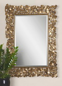 Capulin Antique Gold Mirror  - LUT5586