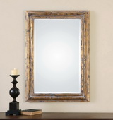 Davagna Gold Leaf Mirror - LUT1139