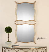 Sibley Gold Mirrors S/2 - LUT1151