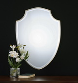 Madina Silver Champagne Mirror - LUT1163