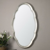 Guadiana Oversized Oval Mirror - LUT1195