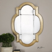 Andorra Gold Leaf Mirror - LUT1207
