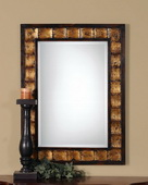 Justus Decorative Gold Mirror  - LUT5658