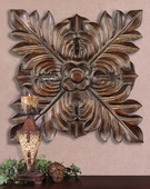 Four Leaves Decorative Wall Plaque  - LUT7585