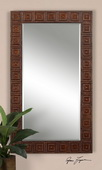 Adel Oversized Bronze Mirror  - LUT5912