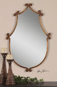 Ablenay Antique Gold Mirror  - LUT5914