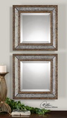 Norlina Squares Antique Mirror   - LUT6006