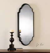 Lamia Curved Metal Mirror - LUT1307