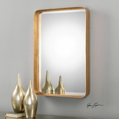 Crofton Antique Gold Mirror - LUT1313