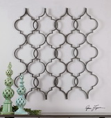Zakaria Metal Wall Art - LUT1323