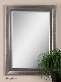 Gilford Antique Silver Mirror  - LUT6154