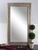 Villata Antique Silver Mirror  - LUT6724