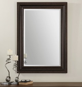 Adalwin Dark Bronze Mirror  - LUT6744