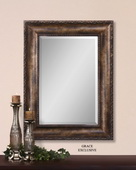 Leola Antique Bronze Mirror  - LUT6304