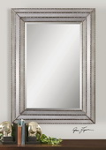 Seymour Antique Silver Mirror  - LUT6336