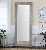 Amadeus Large Silver Mirror  - LUT6750