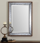 Daria Antique Framed Mirror  - LUT6770