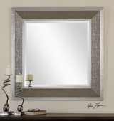 Naevius Metallic Square Mirror - LUT6784