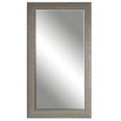 Malika Antique Silver Mirror  - LUT6808