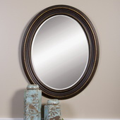 Ovesca Oval Mirror  - LUT6822