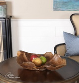 Teak Leaf Bowl - LUT1367