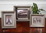 Hasana Antique Silver Photo Frame  - LUT7968