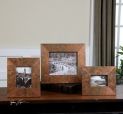 Ambrosia Copper Photo Frames  - LUT7985