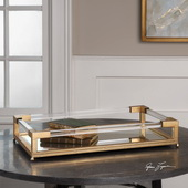 Balkan Mirrored Tray - LUT5123