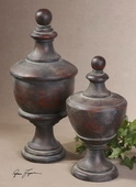 Gracelyn Antique Finials  - LUT8012