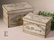 Chocolaterie Decorative Boxes  - LUT8016
