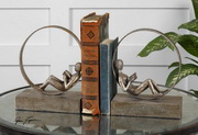 Lounging Reader Antique Bookends  - LUT8077