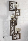 Iron Branches Wall Sconce  - LUT8125