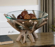 Thoro Wood Bowl  - LUT8216