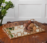 Nicoline Mirrored Tray - LUT1415