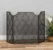 Charlie Fireplace Screen - LUT1421