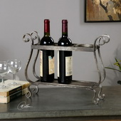 Tiberio Rustic Wine Holder