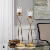 Susana Candleholders Set of 2