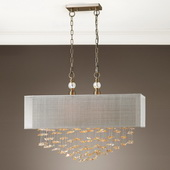 Santina 2 Light Shade Pendant - LUT7271