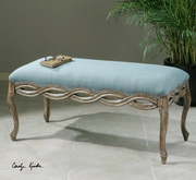 Kylia Sky Blue Bench  - LUT7705