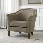 Luca Fabric Accent Chair - LUT5553