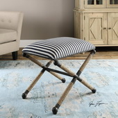 Braddock Small Bench - LUT1821