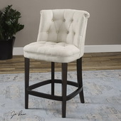 Kavanagh Tufted Counter Stool - LUT1831