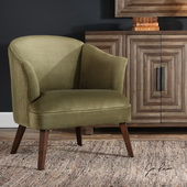 Conroy Olive Accent Chair - LUT5557